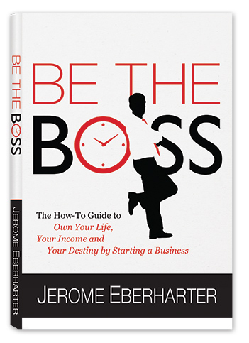 be the boss - jerome eberharter