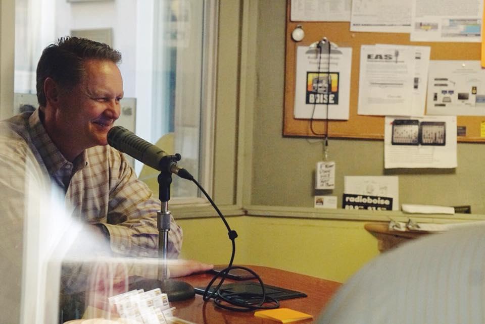 Tommy on Radio Boise
