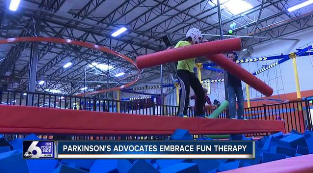 Parkinsons at Urban Air