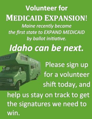 Idaho can be next