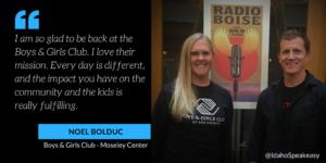Noel Bolduc - Idaho Speakeasy