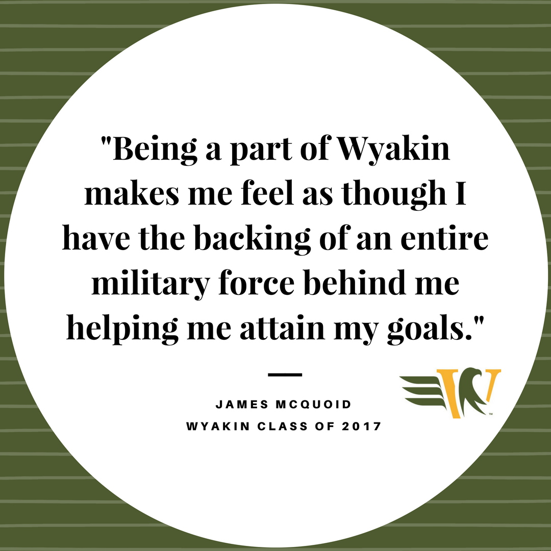 Wyakin quote