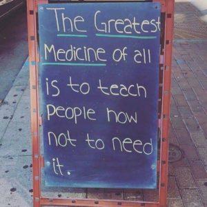 Greatest Medicine