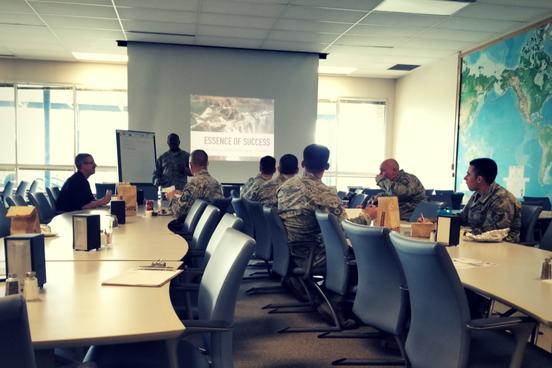 LeapFox training class