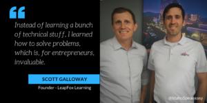 Scott Galloway on Idaho Speakeasy