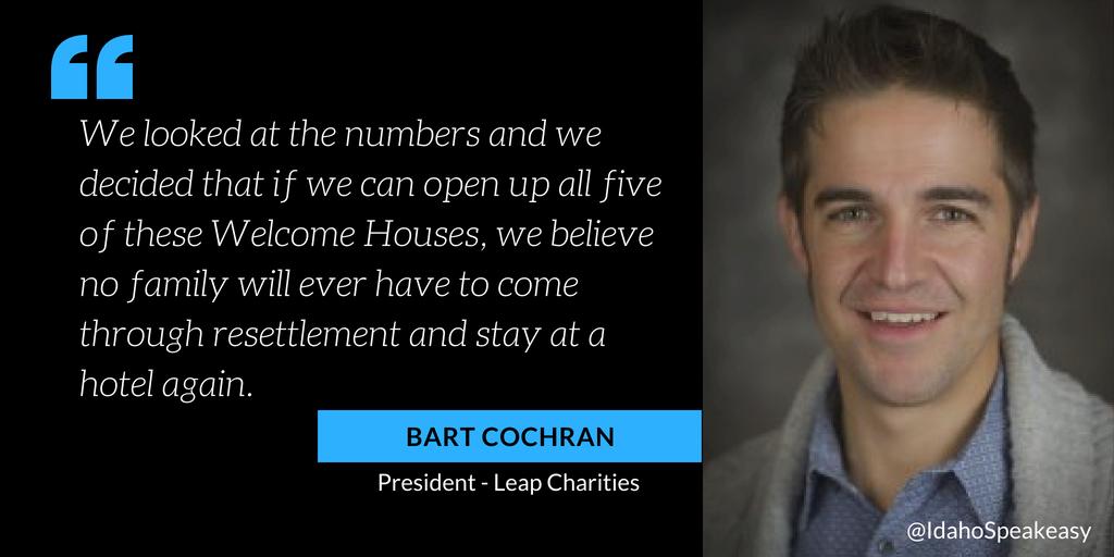 Bart Cochran on Idaho Speakeasy