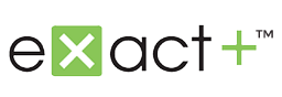 Exact + logo