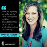 Maggie Benedetti on Idaho Speakeasy