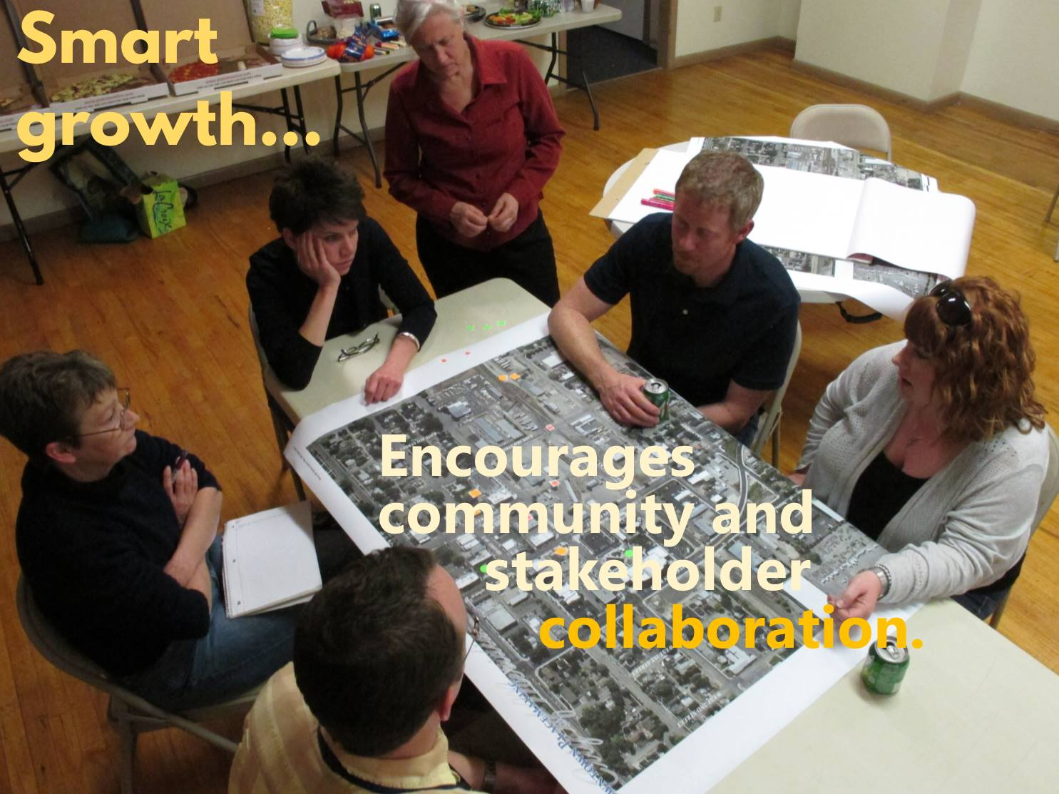Smart Growth collaboration