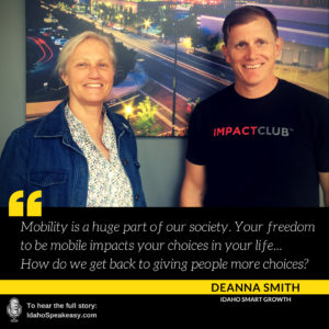 Deanna Smith on Idaho Speakeasy