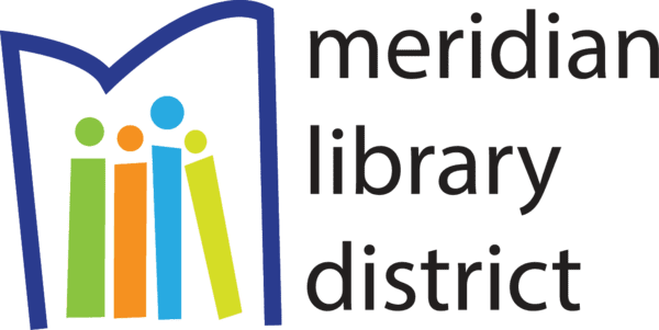 Meridian Library District logo
