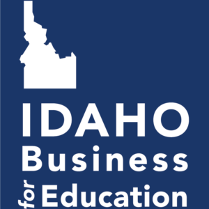 Idaho Business for Education logo