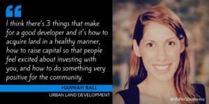 Hannah Ball on Idaho Speakeasy