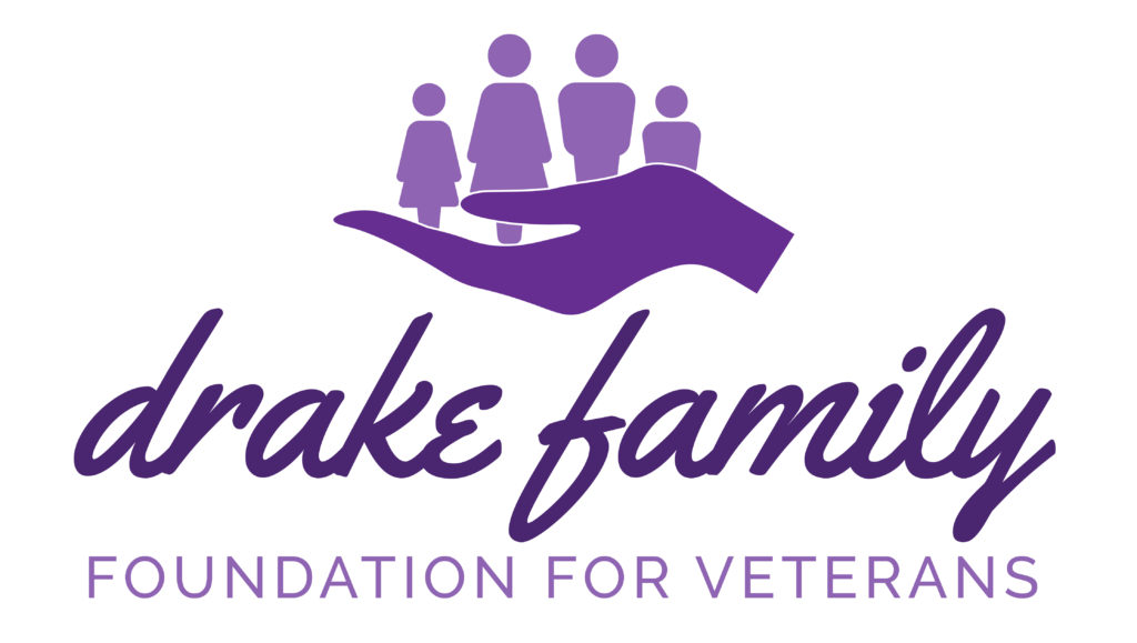 Drake Family Foundation for Veterans logo
