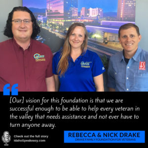 Drake Family Foundation for Veterans