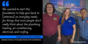 Drake Family on Idaho Speakeasy