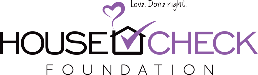 HouseCheck Foundation Logo