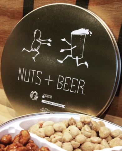 Nuts + Beer