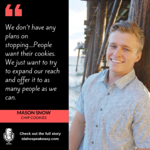 IDS-079 Mason Snow – Chip Cookies