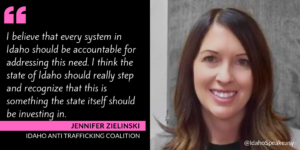 Jennifer Zielinski & Idaho Anti Trafficking Coalition