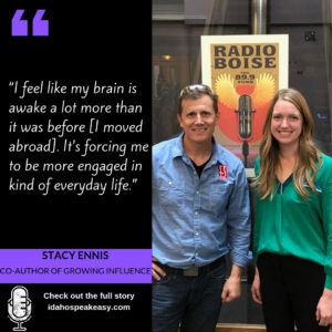 IDS: 083 Stacy Ennis – Co-Author of Growing Influence